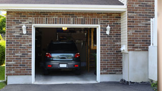 Garage Door Installation at Hollywood Heights Dallas, Texas
